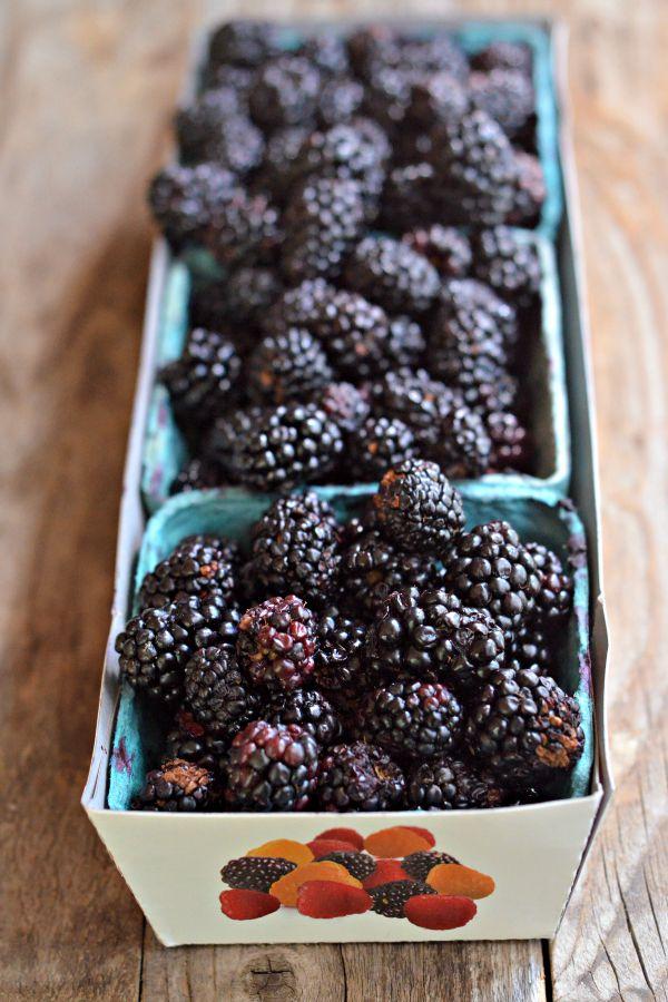 Blackberry Buckle   mountainmamacooks.com #eatseasonal