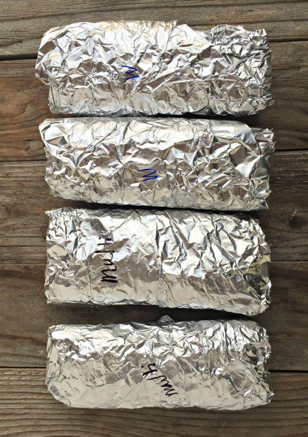 Denver Omelet Breakfast Burritos | mountainmamacooks.com