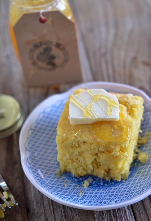 High Altitude Corn Bread Recipe | mountainmamacooks.com