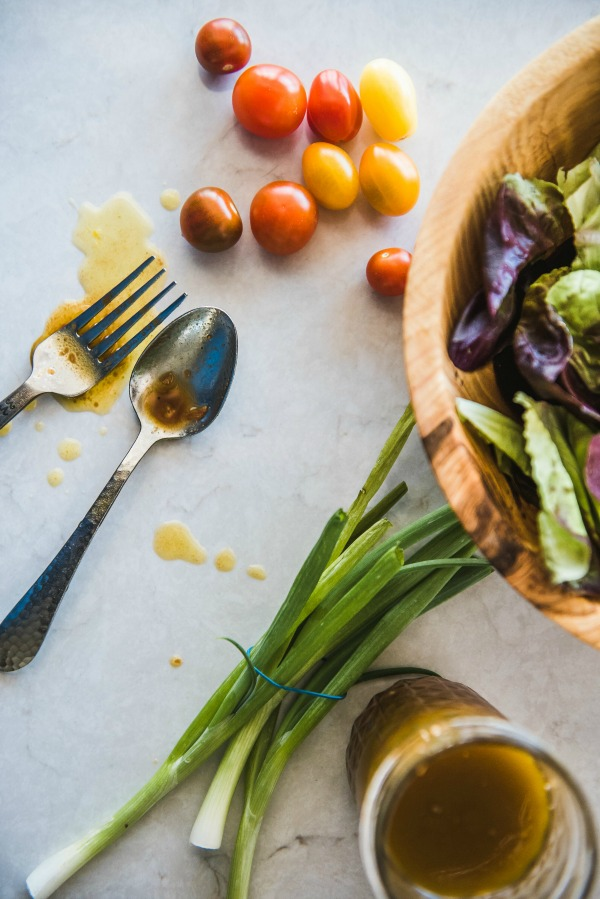 My Favorite Vinaigrette | www.mountainmamacooks.com