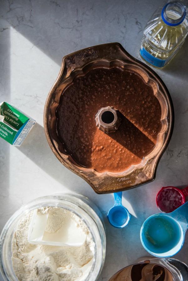 High Altitude Chocolate Bundt Cake Mountain Mama Cooks
