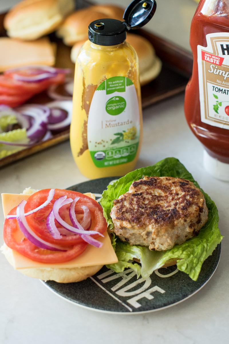 Simple Turkey Burger Recipe Mountain Mama Cooks