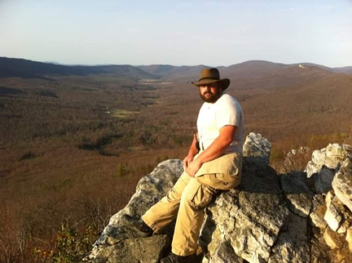 Instructor Matt in West Virginia