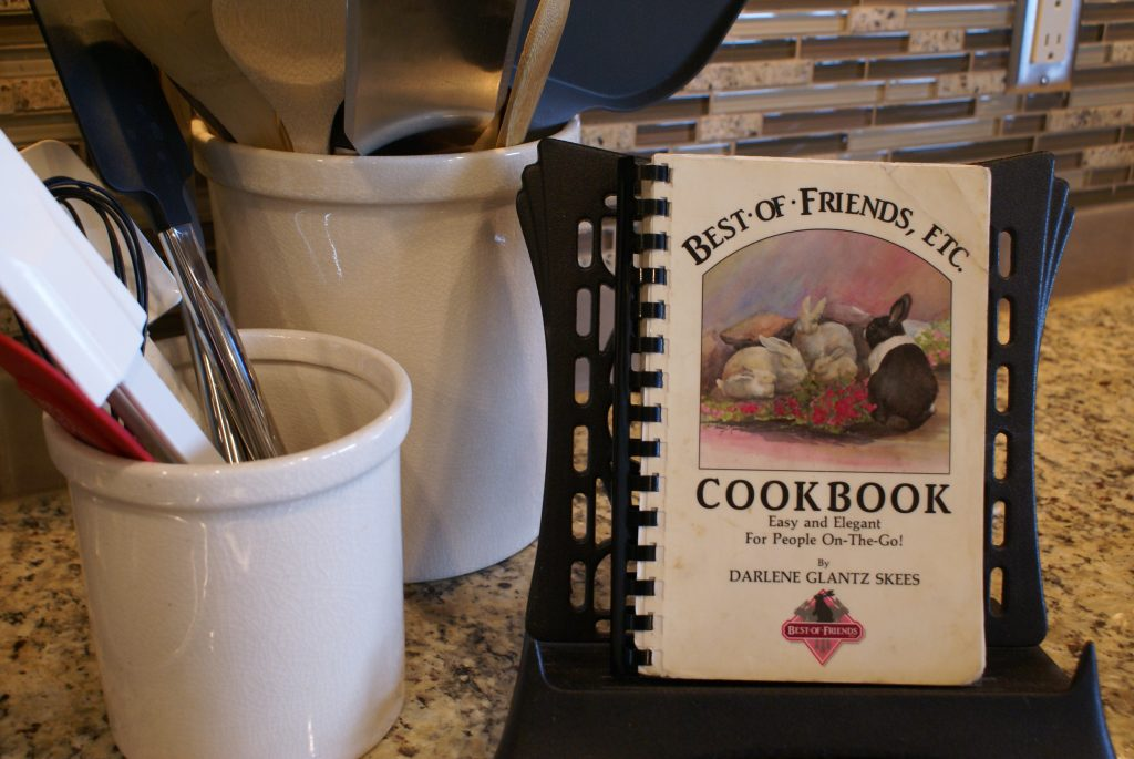 Best of Friends cookbook