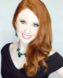 Miss West Virginia 2014 Paige Madden (Photo courtesy of Greenbrier Valley Theatre)