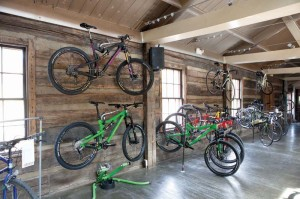 Hill and Holler is the exclusive WV dealer of Santa Cruz bicycles. (Photo by Blackbird Studio)