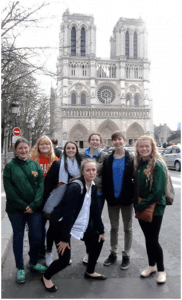 French club trip