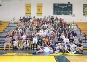 Class of 2016 at GEHS Project Graduation