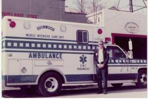 Quinwood Emergency Ambulance Service ceases operations after 40 years
