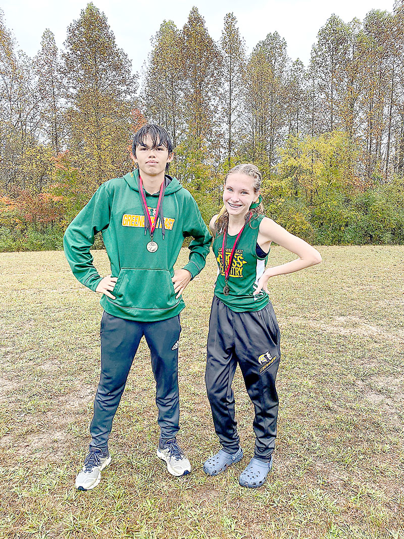 Crews, Londeree win Oak Hill Cross Country Invitational