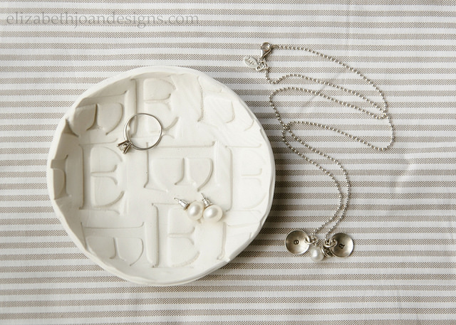 monogram-stamped-clay-elizabethjoandesigns