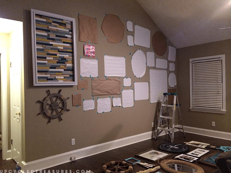 how-to-make-a-large-gallery-wall-upcycledtreasures