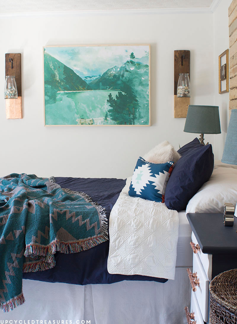 How to Refresh a Space in 3 Easy Steps | upcycledtreasures.com