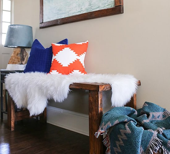 diy-rustic-bench-with-leftover-wood-mountainmodernlife.com-550x498