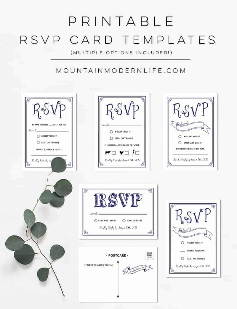 printable-navy-wedding-rsvp-card-templates-mountainmodernlife.com