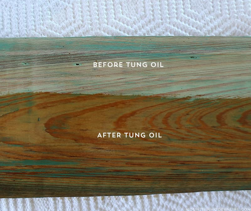 adding-tung-oil-to-reclaimed-wood-mountainmodernlife-com