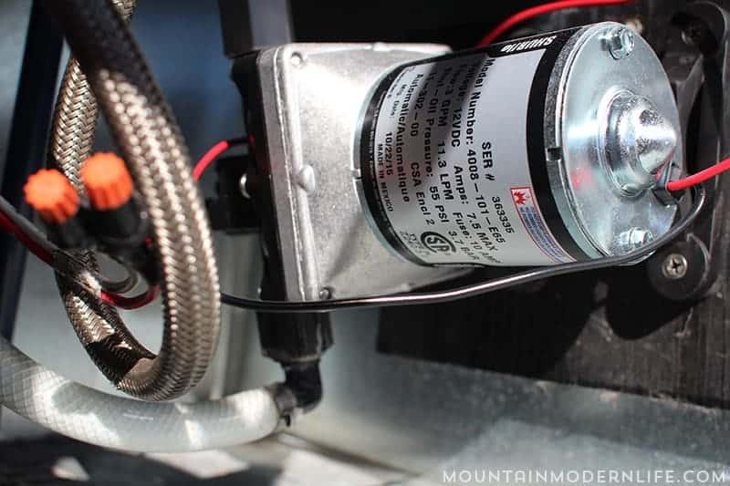 new rv water pump mountainmodernlife.com