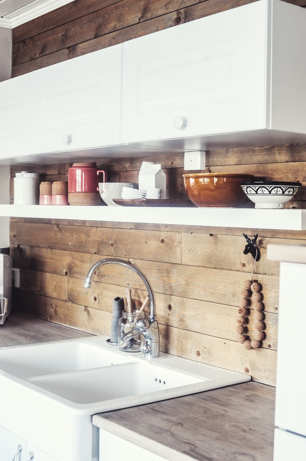 Uncategorized Wood Backsplash Kitchen wood planked kitchen backsplash mountainmodernlife com rustic sans for saint