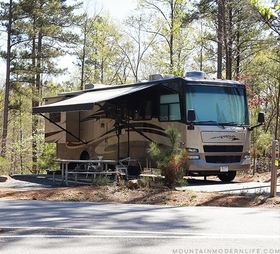 rving-don-carter-state-park-north-georgia-mountainmodernlife.com-550