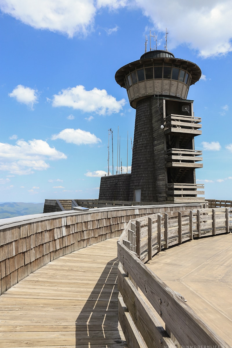 Have you visited to the highest point in Georgia? If not you should check out Brasstown Bald, the views will take your breath away. | MountainModernLife.com