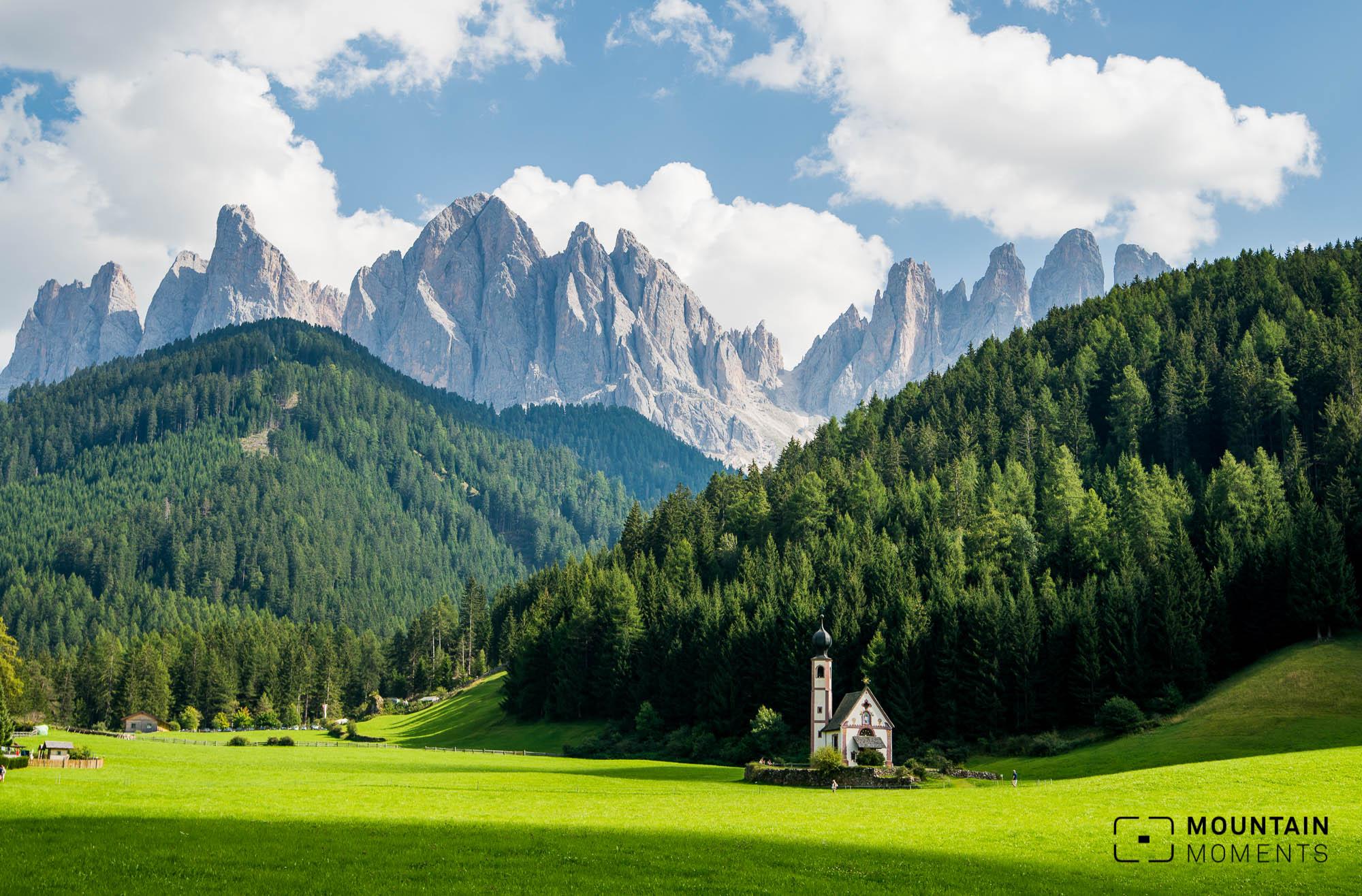 fotoreise dolomiten, Foto Bergwandern Dolomiten