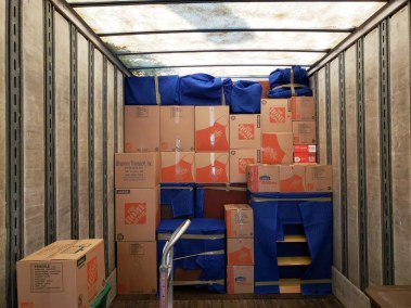 mountain movers packing