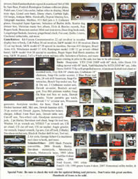 Miller Auction Flyer