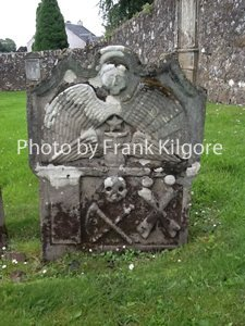 Ancient Headstone in Scotland