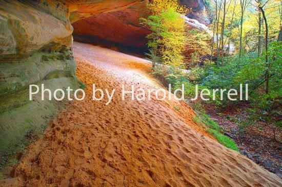 Sand Cave