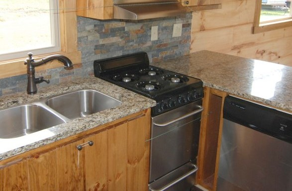 20″ Stainless Steel Electric Stove