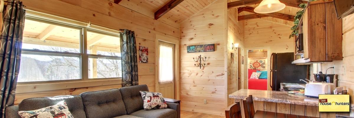 Permalink to: Park Model Log Cabins | RV Park Log Homes