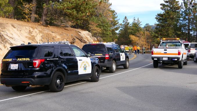 Fatal Accident in Running Springs Closes Highway 18 for