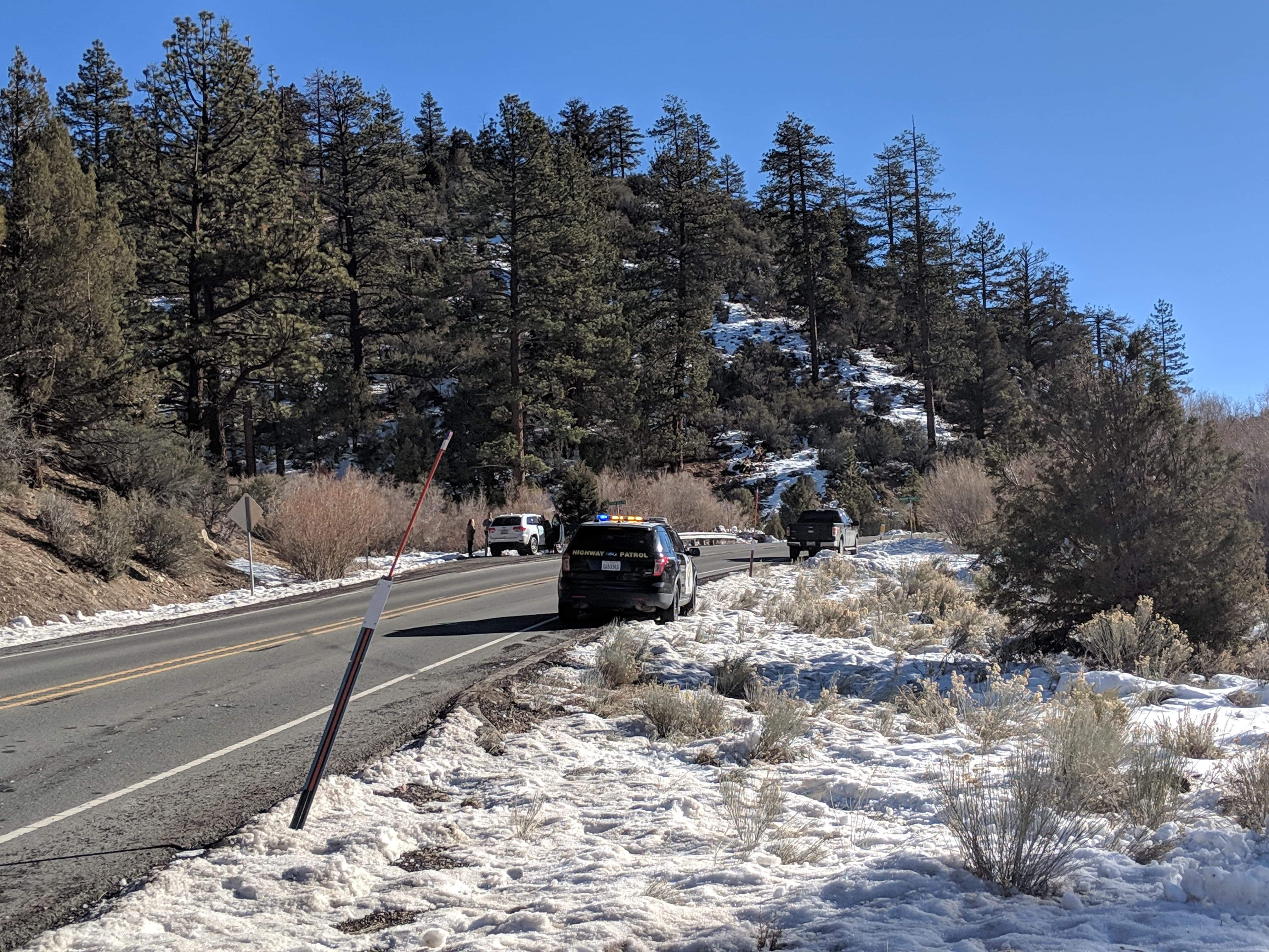 Single Vehicle Rollover Accident on Highway 38 – Live daily news for