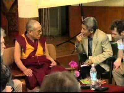 The Dalai Lama Learns Quantum Theory