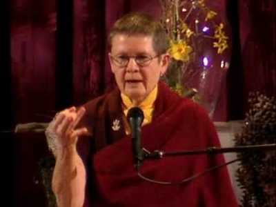 Pema Chodron Demonstrates the Fundamental Ambiguity of Being Human