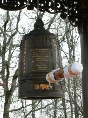 Bell Tower in Plum Village
