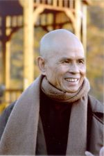 Thich Nhat Hanh in Deer Park 2004