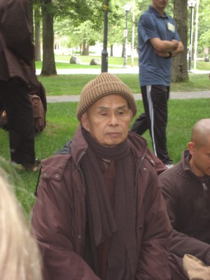 Thich Nhat Hanh Vancouver 2011