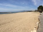 Beach at Cambrils