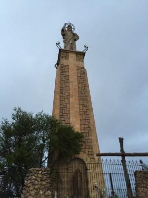 Cross in Cuenca, Spain