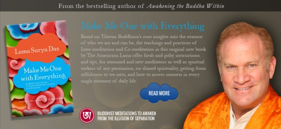 Lama Surya Das 1 with everything