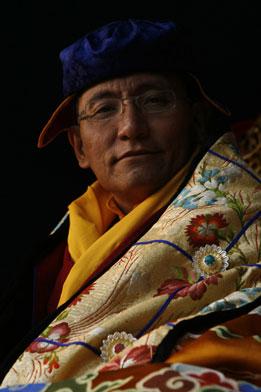 The Gyalwang Drukpa Lama