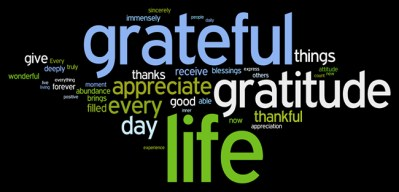 Lesson On Gratitude from Louise Hay