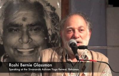 Roshi Bernie Glassman
