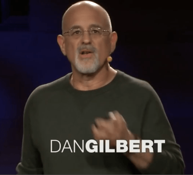 Dan Gilbert, The Guru of Happiness
