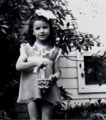 Jean Houston age 6