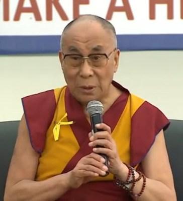 Dalai Lama On Nelson Mandela