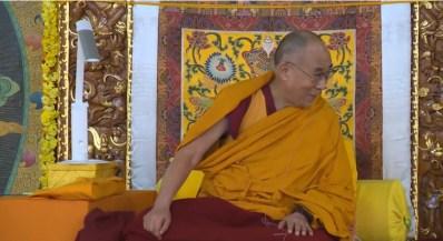 Dalai Lama's New Year's Message