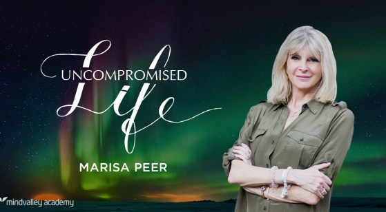 Masterclass with Marisa Peer