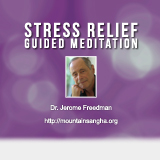 Stress Relief Guilded Meditation